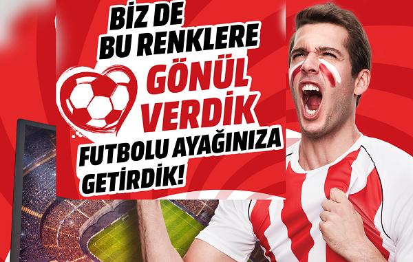 Avrupa Futbol Şampiyonası MediaMarkt.