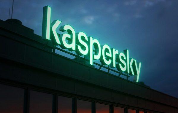 Flört aşı kartı Kaspersky.