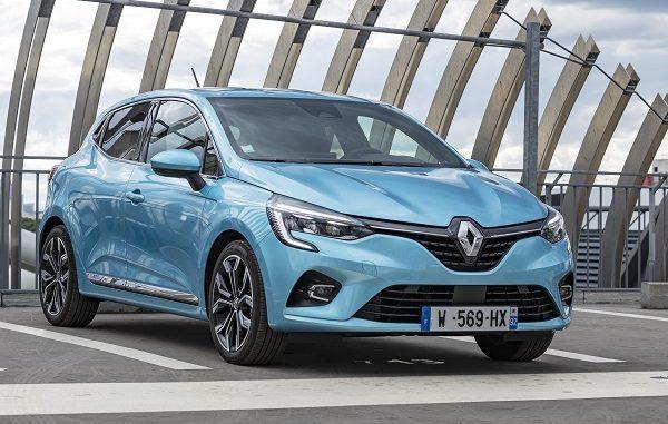 Renault Clio Fiyat Listesi Temmuz