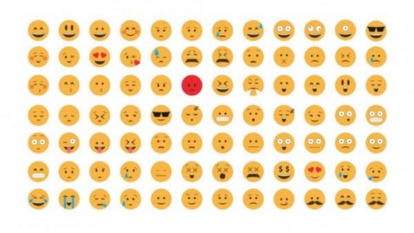 Yanlış kullanılan emojiler.