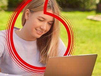 Yazlık ev interneti Vodafone.