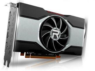 AMD Radeon RX 6600 XT.