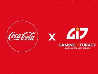 Coca Cola Gaming Turkey.