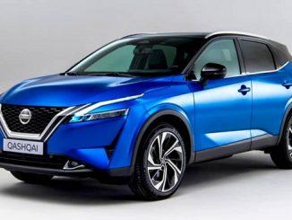 Yeni Nissan Qashqai 2021.