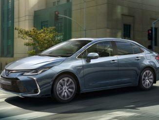 2021 Corolla fiyat listesi.