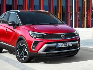 2021 Opel Crossland fiyatları.