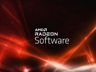 AMD Radeon Software Adrenalin.
