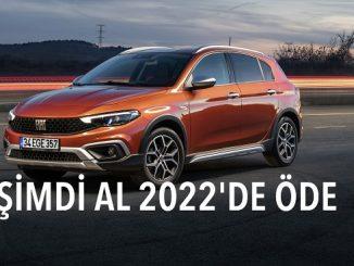 Fiat Egea Kampanyası 2021.