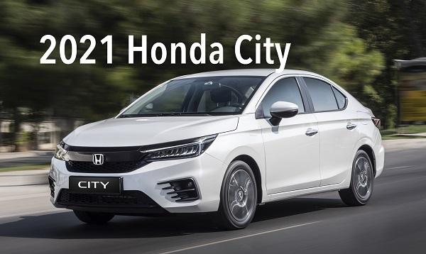 Honda City fiyat listesi.