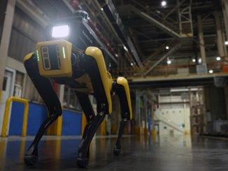 Hyundai Boston Dynamics.