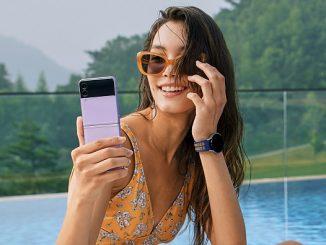 Samsung Galaxy Z Fold3.