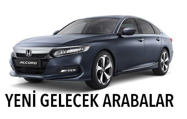 Yeni Gelecek Arabalar Hangileri?