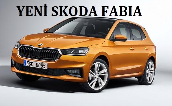 2021 Skoda Fabia.