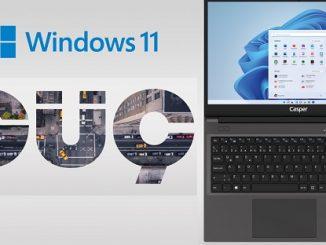 Casper Microsoft Windows 11