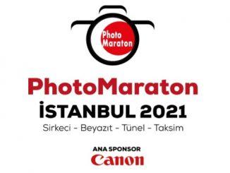 PhotoMaraton istanbul Canon İBB