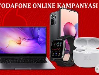 Vodafone online satın al