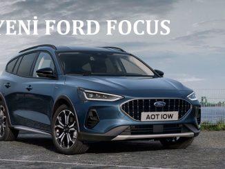 Yeni Ford Focus 2021.