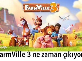 Zynga FarmVille 3 kayıt